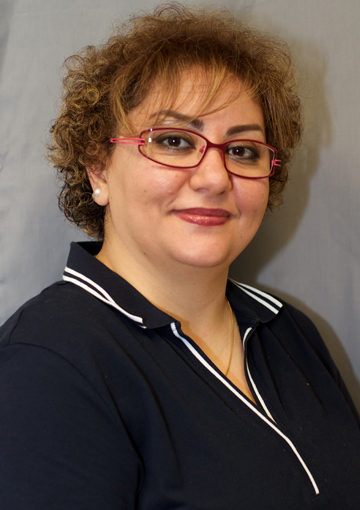Angela Yasoubi - Physiotherapist